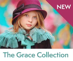 Grace Photoshop Actions - Awaken and Bloom Set Video Tutorials by Paint the Moon