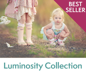 Luminosity Grace Photoshop Actions - Awaken and Bloom Set Video Tutorials by Paint the Moon