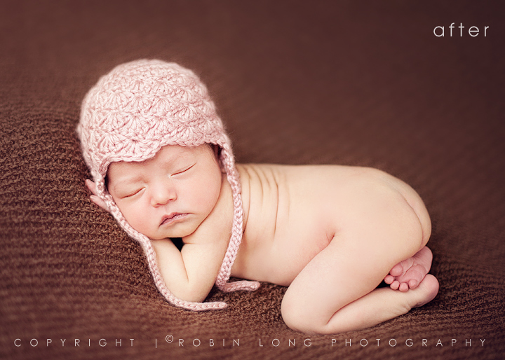 Newborn Baby Photoshop Actions