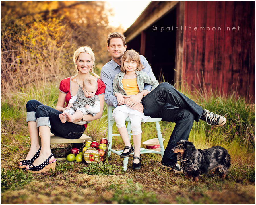 Photoshop Actions Family Photography Vintage Session