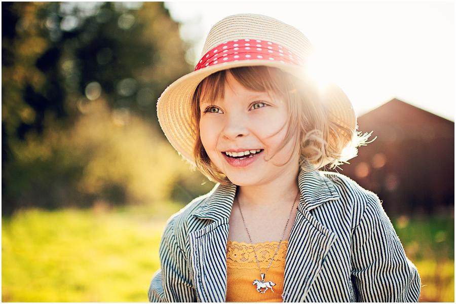 PSE Actions Sun Flare Color Pop Children