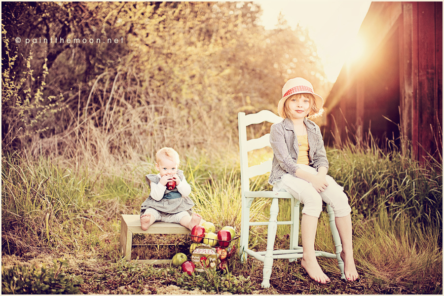 photoshop actions pse vintage backlit sun flare tutorial