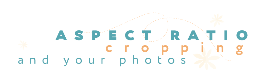 Aspect Ratio and Cropping for Photography   Photoshop Actions Elements