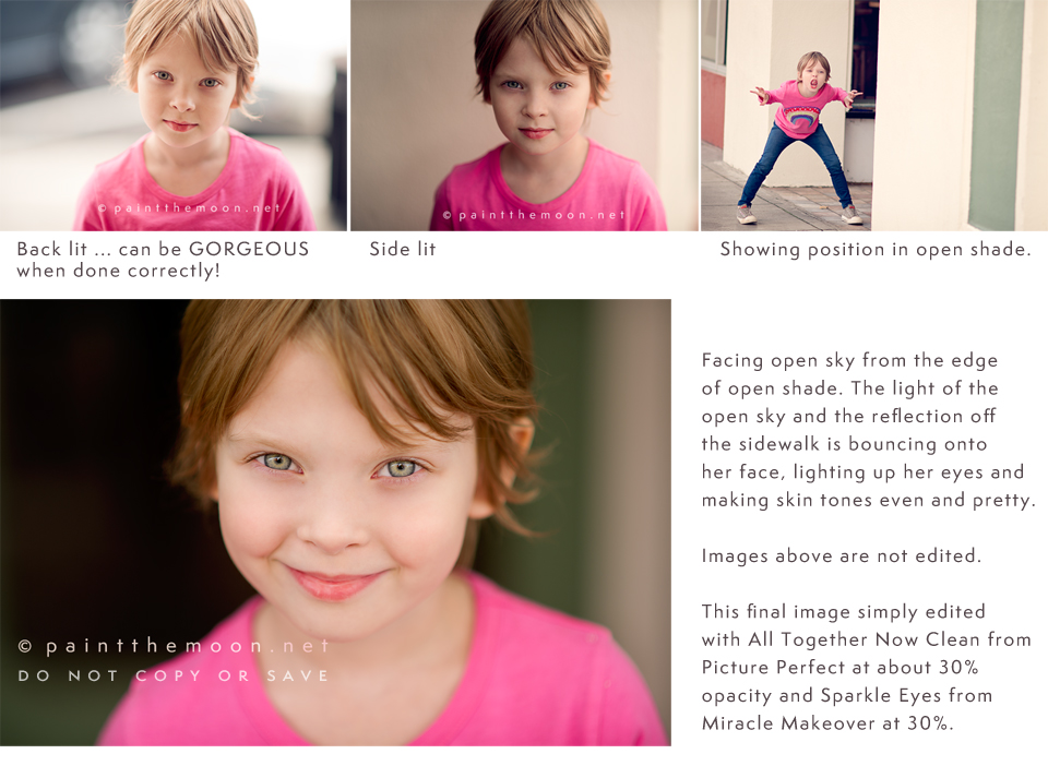 Making Eyes Pop and Sparkle, Finding the Light in Photography, Catchlights, Photoshop Actions