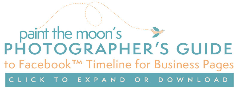 Facebook Business Timeline Cover Templates Free Photoshop Actions Paint the Moon