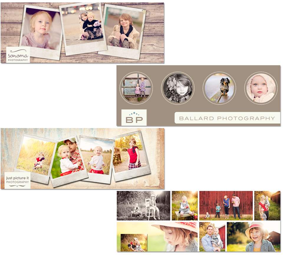 Free facebook timeline business page cover templates and for Free photoshop templates for photographers