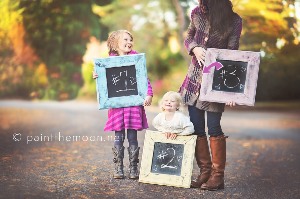 Coming soon Third Baby Announcement Expecting Photo – Coming Soon Baby Announcements