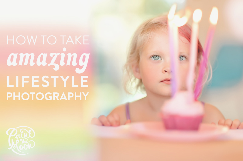 Lifestyle Photography and Photoshop Actions