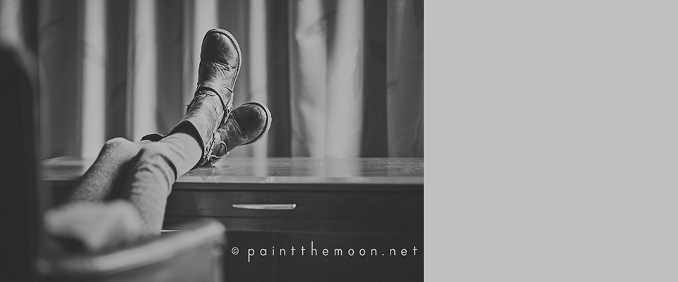 Lifestyle Photos Photoshop Actions  - Paint the Moon 52 Week Project