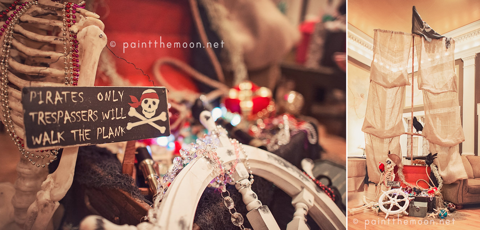Pirate Birthday Photos and Ideas