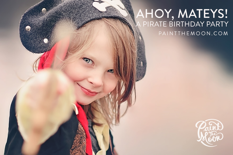 Pirate Party for Kids Birthday Costumes, Games, Ideas