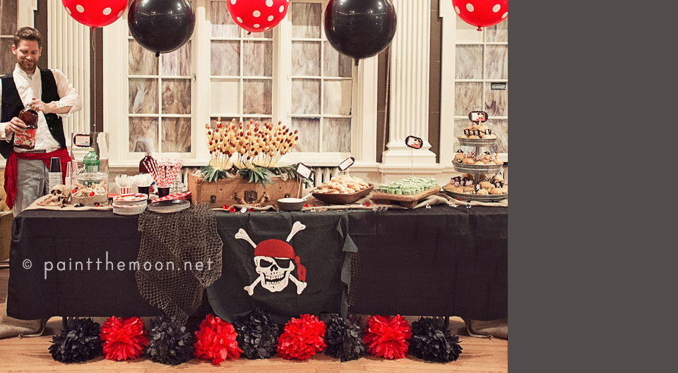Pirate Themed Photo Session and Party