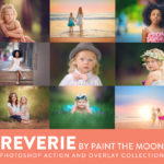 Reverie Paint the Moon Photoshop Actions